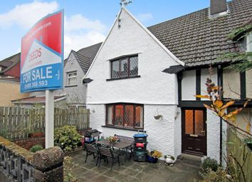 Thumbnail 3 bed terraced house for sale in Belle Vue, Garden City, Ebbw Vale, Blaenau Gwent