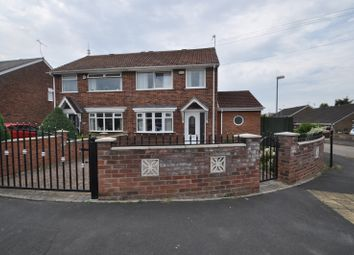 Thumbnail 3 bed semi-detached house for sale in Ark Royal, Bilton, Hull