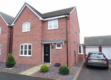 Thumbnail 4 bed detached house for sale in Bonneville Road, Hinckley