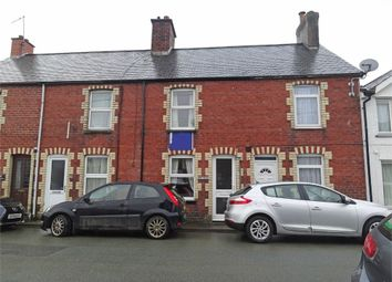 Thumbnail 2 bed terraced house for sale in Arenig Street, Bala, Gwynedd
