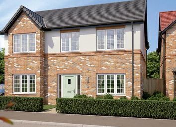"Thumbnail 4 bed detached house for sale in ""The Pendlebury"" at Rectory Lane, Guisborough"