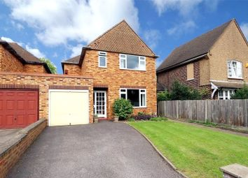 Thumbnail 3 bedroom detached house for sale in Cassiobury Park Avenue, Watford