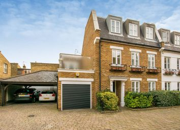 Thumbnail 4 bed semi-detached house for sale in Rush Hill Mews, Clapham Common North Side