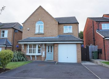 Thumbnail 4 bed detached house for sale in Gibfield Road, St. Helens