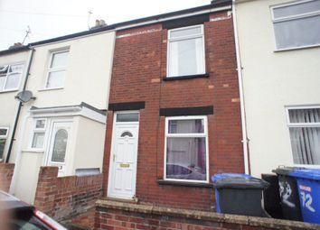 Thumbnail 3 bed terraced house to rent in Crown Street West, Lowestoft