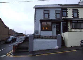 Thumbnail 4 bed end terrace house for sale in Gilfach Road, Penygraig, Tonypandy, Rhondda Cynon Taff.