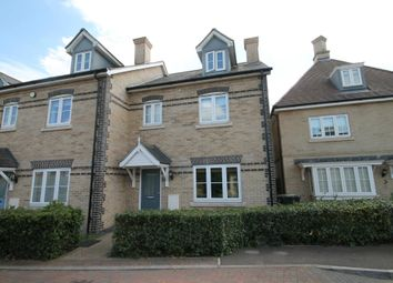 Thumbnail 3 bedroom semi-detached house for sale in Ancient Meadows, Bottisham