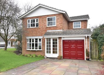 Thumbnail 4 bed detached house for sale in Berberry Close, Bournville, Birmingham