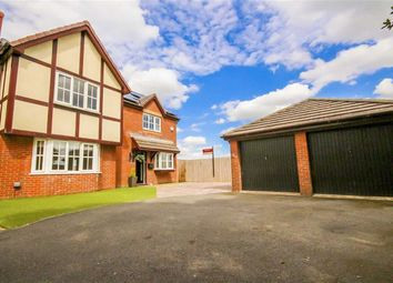 Thumbnail 4 bed detached house for sale in Mercer Drive, Great Harwood, Blackburn
