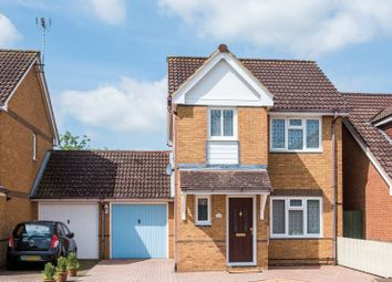 Thumbnail 3 bedroom detached house for sale in Kalman Gardens, Old Farm Park, Milton Keynes
