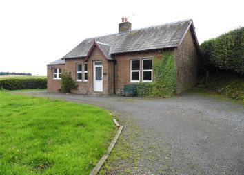 Thumbnail 2 bed detached house for sale in Mossknowe Cottage, Canonbie, Dumfries And Galloway