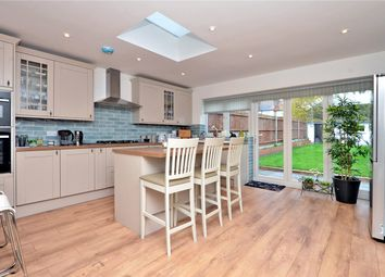 Thumbnail 4 bed end terrace house for sale in Bridgewood Road, Worcester Park