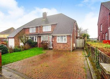 Thumbnail 3 bed semi-detached house for sale in Lodmoor, Weymouth, Dorset