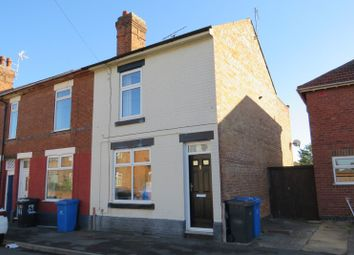 Thumbnail 2 bed end terrace house for sale in Burnaby Street, Derby, Derbyshire
