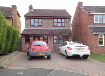 4 bed detached house for sale in Cutshill Close, Castle Bromwich, Birmingham B36