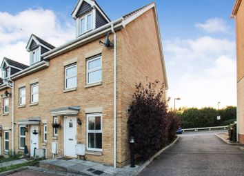 Thumbnail 3 bed terraced house to rent in Ambleside, Purfleet