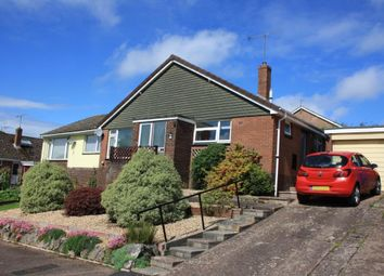 Thumbnail 3 bedroom semi-detached bungalow for sale in Raleigh Road, Ottery St Mary, Devon