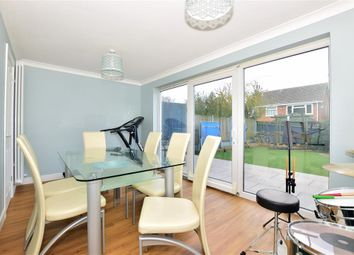 Thumbnail 4 bed detached house for sale in Glenwood Close, Hempstead, Gillingham, Kent