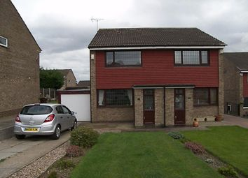 Thumbnail 2 bed semi-detached house to rent in Haigh Side, Rothwell, Leeds