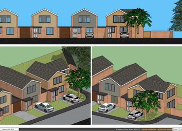 Thumbnail Land for sale in Westover Drive, Westbury-On-Trym, Bristol