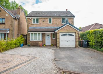 Thumbnail 4 bed detached house for sale in Miller Field, Lea, Preston