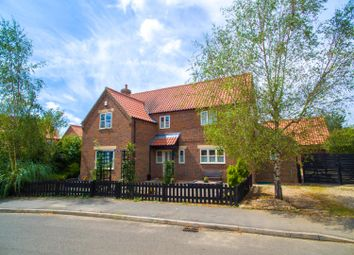 Thumbnail 5 bed detached house for sale in Simons Close, Donington-On-Bain, Louth