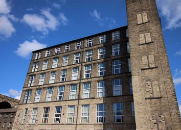 Thumbnail 1 bed flat for sale in Savile Court, Milnsbridge, Huddersfield