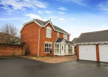Thumbnail 4 bed detached house to rent in St Cuthberts Way, Holystone, Tyne And Wear