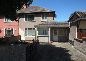 Thumbnail 3 bed semi-detached house for sale in Long Cross, Lawrence Weston, Bristol