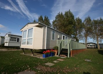 Thumbnail 2 bed mobile/park home for sale in Warner Road, Selsey