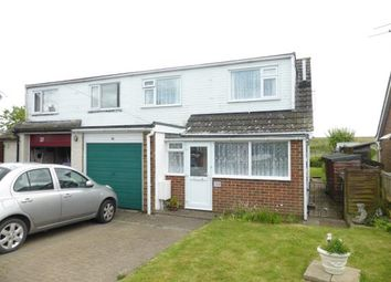 Thumbnail 3 bed semi-detached house for sale in High Knocke, Dymchurch, Romney Marsh, Kent