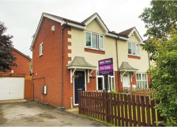 Thumbnail 2 bed end terrace house for sale in Cornfield, Dewsbury