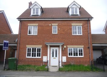 Thumbnail 5 bed link-detached house to rent in Stanford Road, Thetford