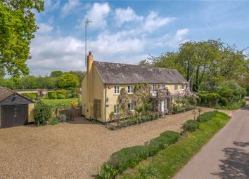 Thumbnail 4 bed detached house for sale in Wick Lane, Woolage Green, Canterbury, Kent