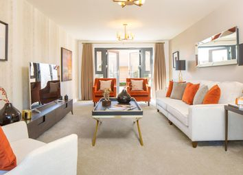 "Thumbnail 5 bed detached house for sale in ""Stratford"" at Pedersen Way, Northstowe, Cambridge"