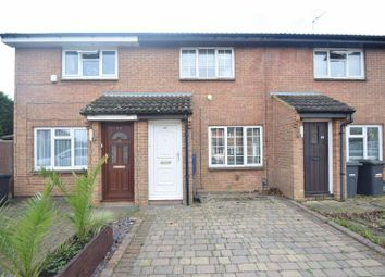 Thumbnail 2 bed terraced house to rent in Leygreen Close, Luton
