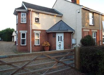 Thumbnail 3 bedroom semi-detached house for sale in Soham, Ely, Cambridgeshire