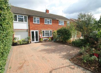 Thumbnail 4 bed semi-detached house for sale in Goosen Green, Aylesbury