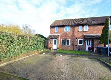 Thumbnail 3 bedroom end terrace house for sale in Jasmine Gardens, Hatfield, Hertfordshire