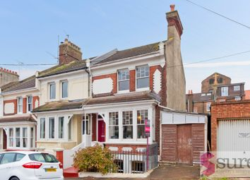 Thumbnail 3 bed end terrace house for sale in Bonchurch Road, Brighton, East Sussex
