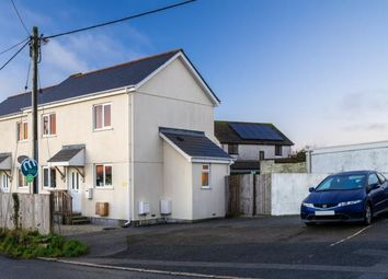 Thumbnail 2 bedroom semi-detached house for sale in St. Columb Road, St. Columb, Cornwall