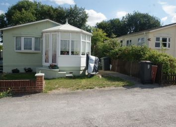 Thumbnail 2 bed mobile/park home for sale in Elmstead Park, Wiremead Lane, East Cholderton