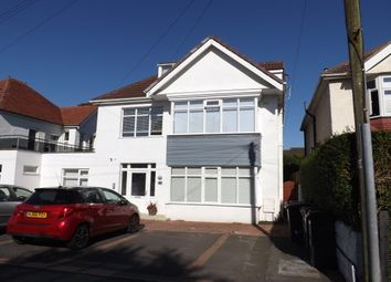Thumbnail 2 bedroom flat to rent in Stourcliffe Avenue, Southbourne, Bournemouth