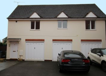 Thumbnail 2 bed flat for sale in Curlew Drive, Chippenham