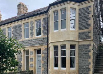 Thumbnail 3 bed flat to rent in Stanwell Road, Penarth