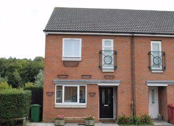 Thumbnail 2 bed semi-detached house for sale in Hunters Way, Cippenham, Slough