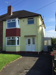 Thumbnail 3 bed semi-detached house to rent in Elm Grove, Bromsgrove