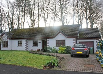 Thumbnail 4 bed detached bungalow for sale in Cottons Corner, Letham Grange, Arbroath, Angus