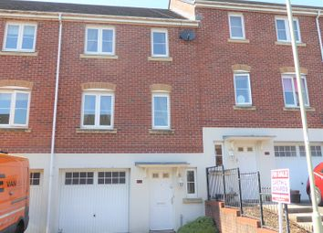 Thumbnail 3 bedroom town house for sale in Longacres, Bridgend, Bridgend.