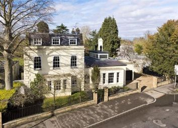Thumbnail 5 bed detached house for sale in The Broadway, Laleham, Staines-Upon-Thames, Surrey